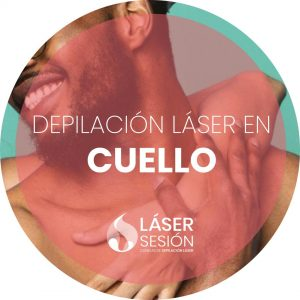 Depilación láser en cuello