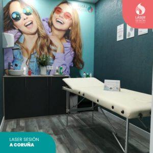 Centro depilación láser Coruña
