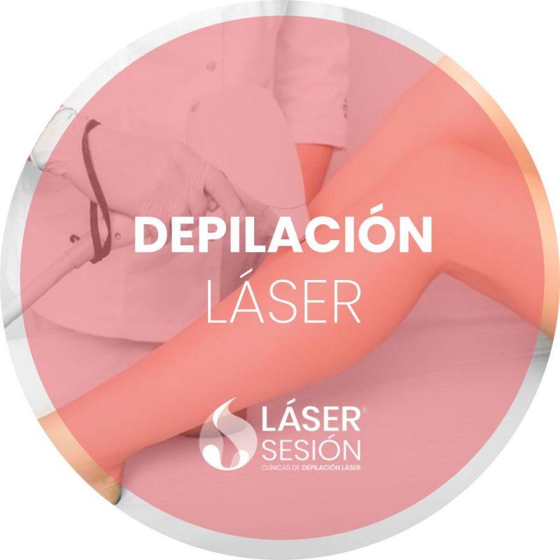 Tratamientos de depilación láser