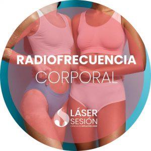 Tratamiento de radiofrecuencia corporal