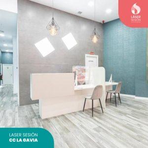 Centro de depilación láser en la Gavia